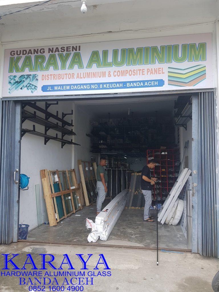 Toko Jual Batangan Aluminium Banda Aceh