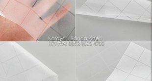Stiker Kaca Motif | Banda Aceh